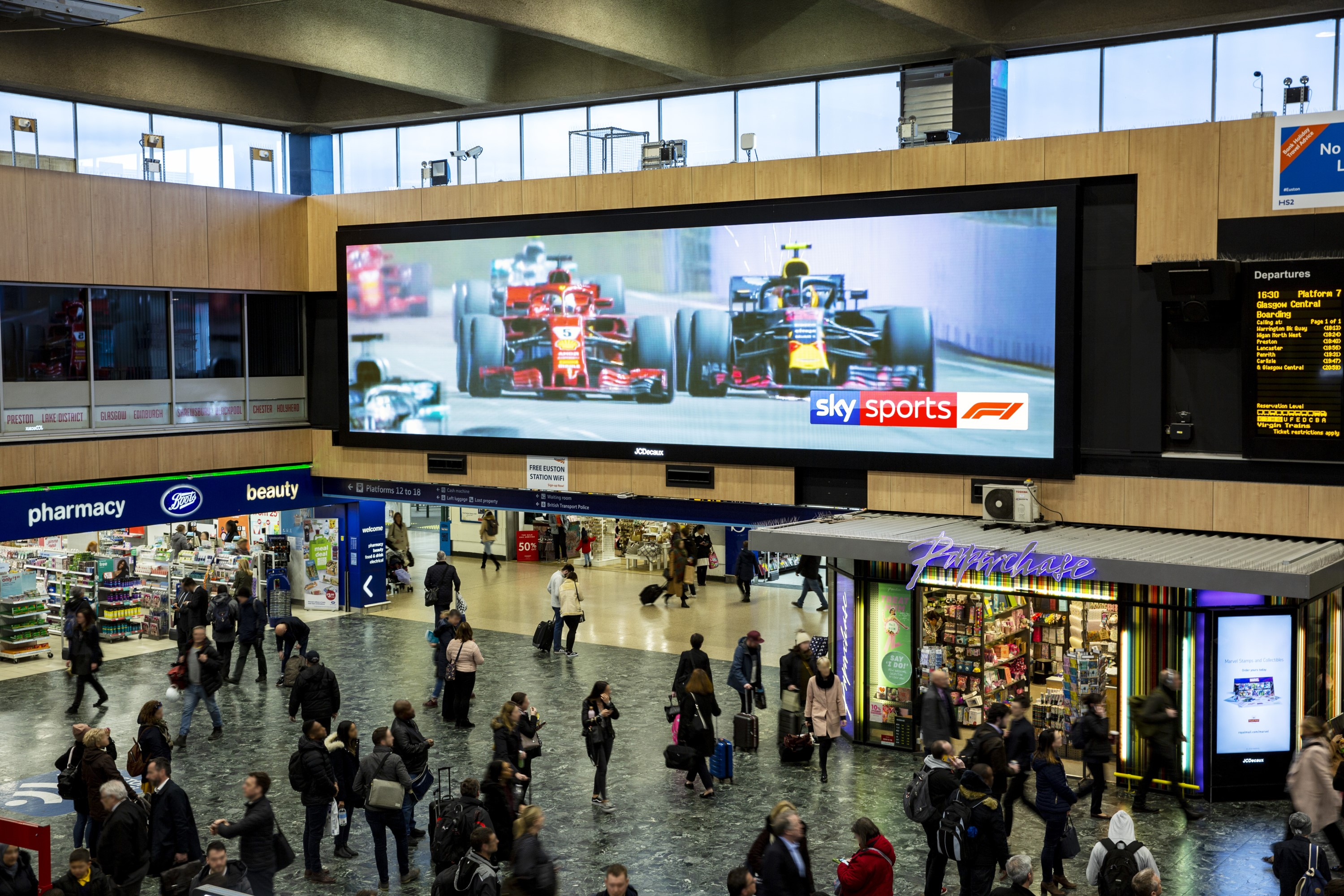 Q1 2019 sees OOH grow by 6.8%